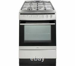 AMICA 608GG5MSXX 60 cm Gas Cooker Stainless Steel Currys