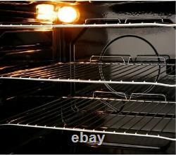 BEKO KDC5422AS 50 cm Electric Ceramic Cooker Silver Currys