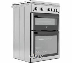 BEKO XTG611S 60 cm Gas Cooker Silver Currys
