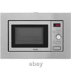 Baumatic BMIS3820 800 Watt Microwave Built In Stainless Steel