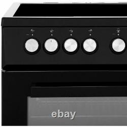 Beko KDVC563AW Free Standing A/A Electric Cooker with Ceramic Hob 50cm White