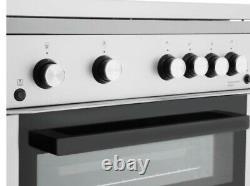 Beko XTG611S Freestanding Gas Cooker Silver