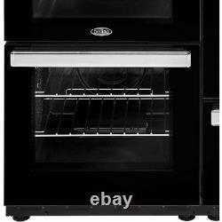 Belling Cookcentre110DFT Prof 110cm 7 Burners A/A Dual Fuel Range Cooker