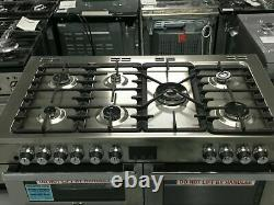 Belling Cookcentre110DFT Prof SS range cooker A rated #275205