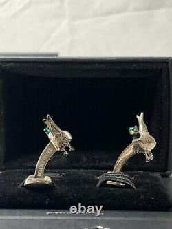 Deakin & Francis Sterling Silver Pheasant Hallmarked Boxed