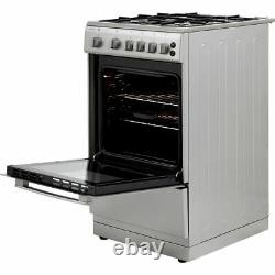 Electra SG50S A Gas Cooker with Gas Hob 50cm Free Standing Silver New