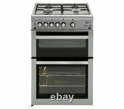 FLAVEL ML61NDSP Gas Cooker Silver Currys