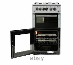 FLAVEL MLB51NDS Gas Cooker Silver Currys
