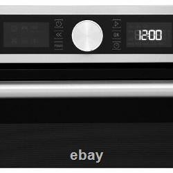 Hotpoint MD454IXH Built In Combination Microwave Stainless Steel