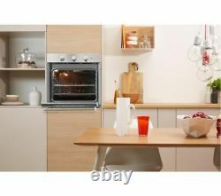 INDESIT IFW 6230 IX UK Electric Oven Stainless Steel Currys