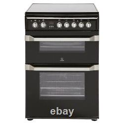 Indesit Freestanding ID60C2K 60cm Electric Cooker A Rated Black