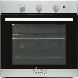 Indesit IFW6230IX Aria Built In 60cm A Electric Single Oven Stainless Steel New