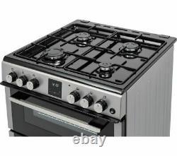 KENWOOD KDG606S19 60 cm Gas Cooker Silver Currys