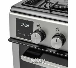 KENWOOD KTG506S19 50 cm Gas Cooker Silver Currys