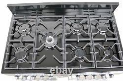Leisure Range Cooker Dual Fuel 100cm CK100F232S Double Oven Silver #2038