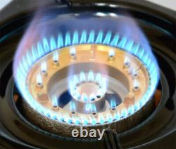 Portable Gas Stove 3 Burner Cooker Outdoor Camping Cooktop Hob 70cm NJ NGB-300