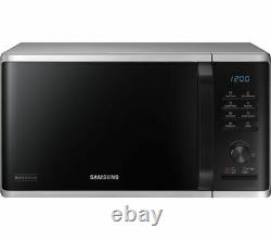 SAMSUNG MS23K3515AS/EU Solo Microwave Silver Currys