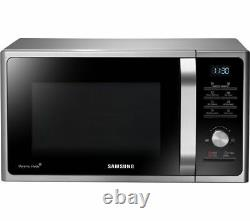 SAMSUNG MS28F303TAS/EU Freestanding Solo Microwave Silver Currys