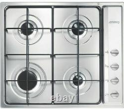 SMEG S64S Gas Hob Stainless Steel Currys
