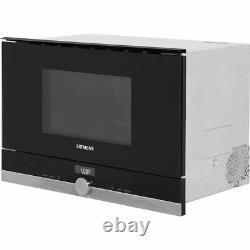 Siemens BF634LGS1B Built In Combination Microwave Stainless Steel