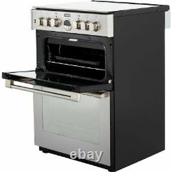 Stoves STERLING600DF Free Standing A/A Dual Fuel Cooker with Gas Hob 60cm